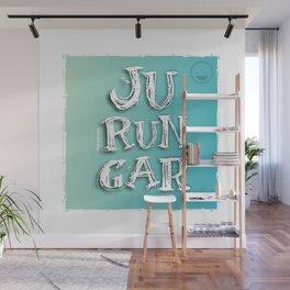 """Jurungar"" Wall Mural"