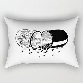 Sleep Forever Rectangular Pillow