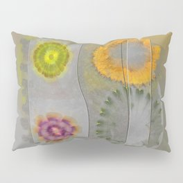 Quaternary Strategy Flowers  ID:16165-142241-78321 Pillow Sham