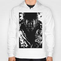 werewolf Hoodies featuring Werewolf by PCRK