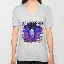 I'm Beautiful Unisex V-Neck