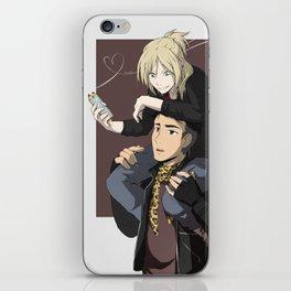 YOI: Ride iPhone Skin