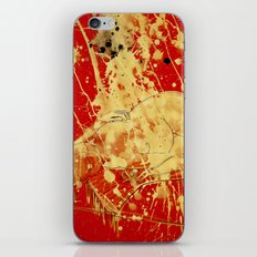 Casting Out Nines iPhone & iPod Skin