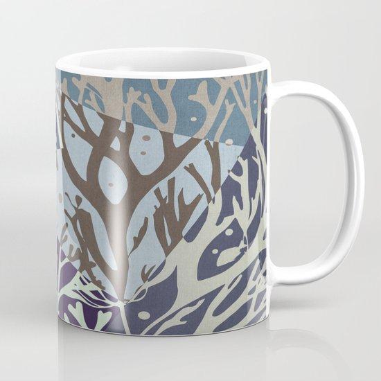 Under the Sea - Abstract Mug