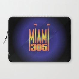 Miami   305 Laptop Sleeve