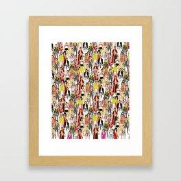 Freddie-A-Thon Framed Art Print
