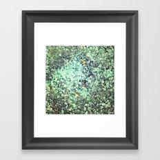 Shards. Framed Art Print