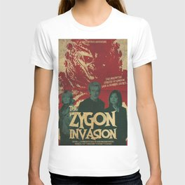 "Doctor Who ""The Zygon Invasion"" T-shirt"