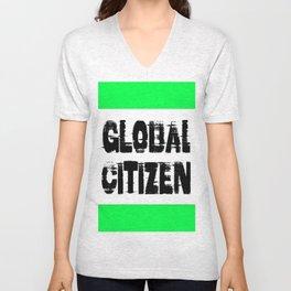 Global Citizen Unisex V-Neck