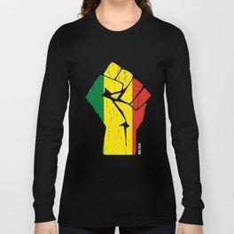 Team Bolivia Flag Tshirt Long Sleeve T-shirt
