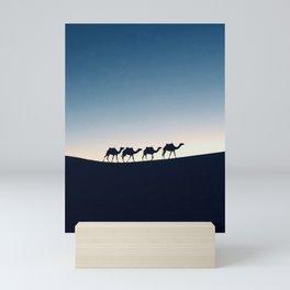 Desert Night Mini Art Print