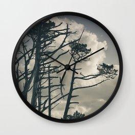 Pines 1 Wall Clock