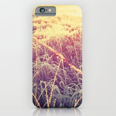 frosty sunrise iPhone 6s Slim Case