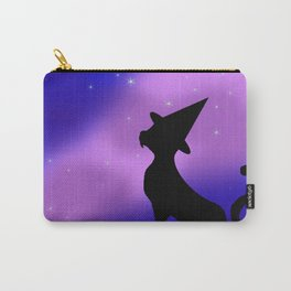 Cat-Witch Carry-All Pouch