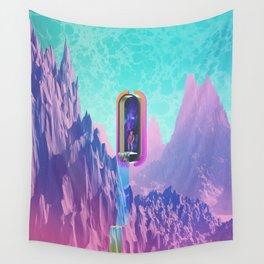 Cosmic Drain Wall Tapestry
