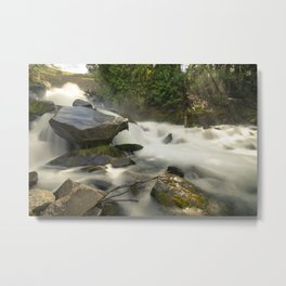 Cottonwood Falls Metal Print