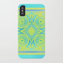 tropicana quicksand iPhone Case