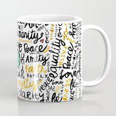 Positive Messages Mug