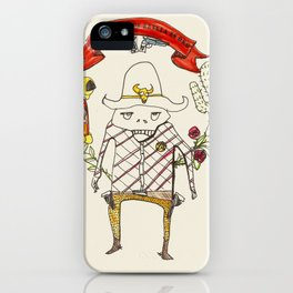 A New Sheriff's In Town iPhone Case
