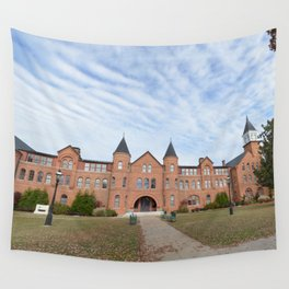Northeastern State University - Seminary Hall, No. 2 Wall Tapestry