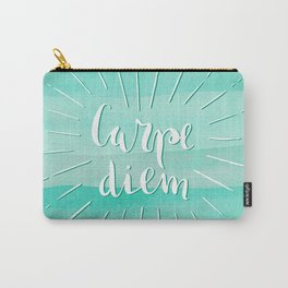 Carpe Diem Carry-All Pouch