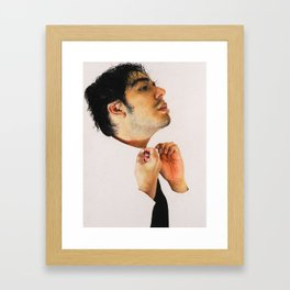 Preparation Framed Art Print