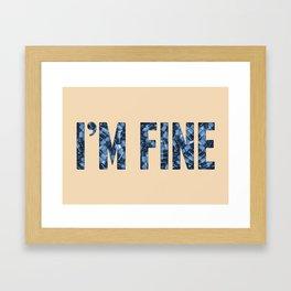 Fine Framed Art Print