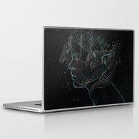 acid Laptop & iPad Skins featuring Acid by Christina Marie