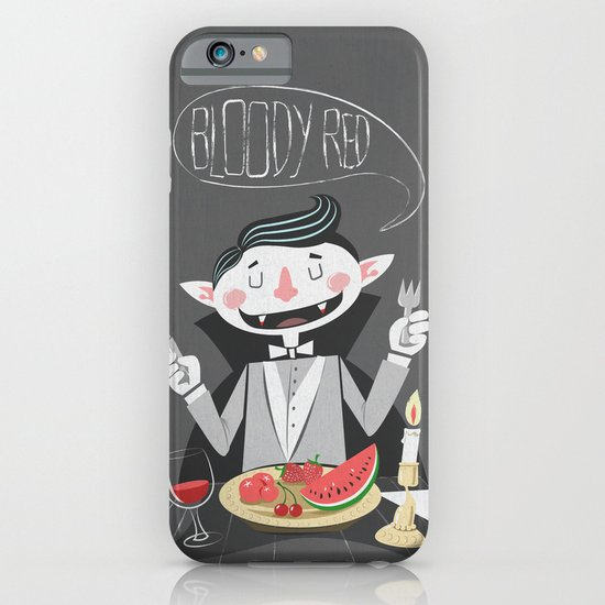 Vegan Vampire iPhone & iPod Case