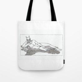 Bat Reynolds Tote Bag