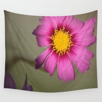 cosmos Wall Tapestries featuring Cosmos by Stecker Photographie