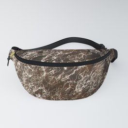 Electric Water Abstract ICM Fanny Pack
