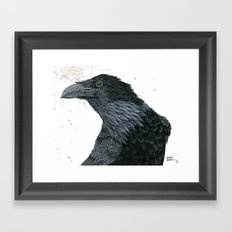 Raven Croft 2 Framed Art Print