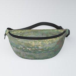 Monet - Water Lily Pond (Le Bassin Des Nympheas) Fanny Pack
