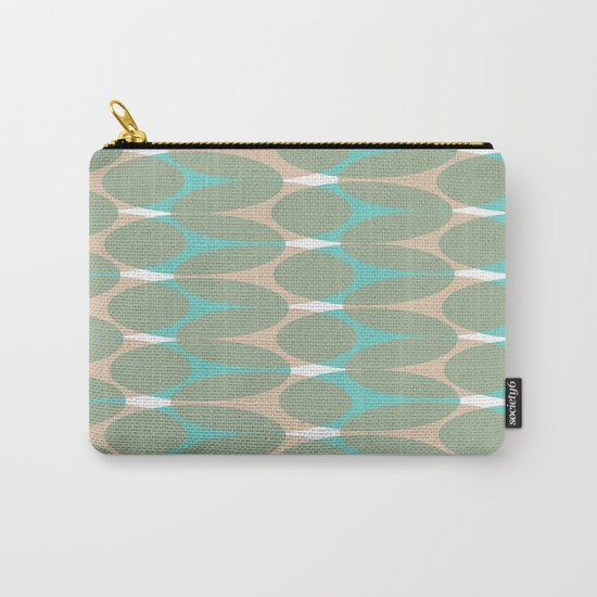 Soft pattern Carry-All Pouch