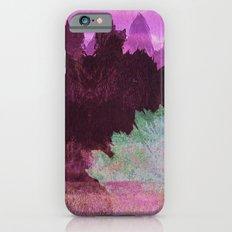 The Indian Ink Peaks 4 iPhone 6s Slim Case