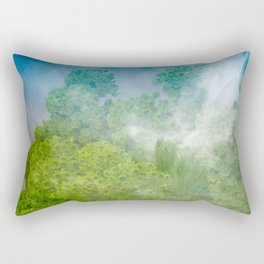 Plant falls Rectangular Pillow