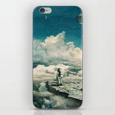 The explorer iPhone & iPod Skin