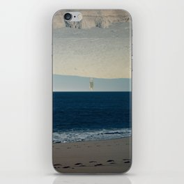 Weekend on the Beach iPhone Skin