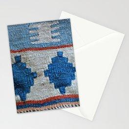 afghani kilim Stationery Cards