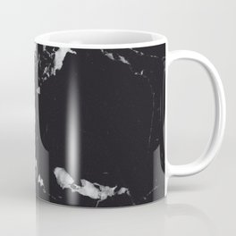 Black Marble #1 #decor #art #society6 Coffee Mug
