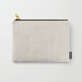 Whisper White Carry-All Pouch