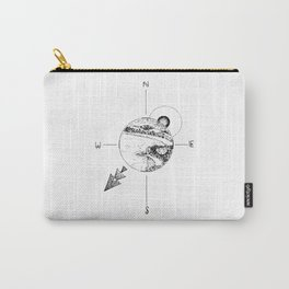 New Zealand's beauty *Whitianga Carry-All Pouch