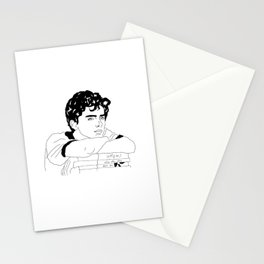 Call me by your name - Elio Stationery Cards