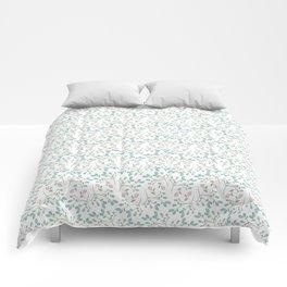 Topsy Turvy Flower Pattern Comforters