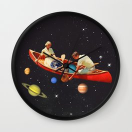 Big Bang Generation Wall Clock