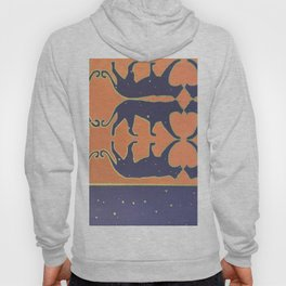 Lions at Night Hoody