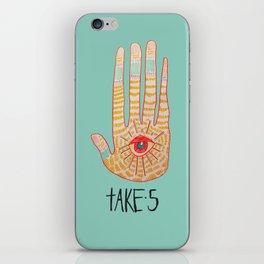 TAKE 5 iPhone Skin