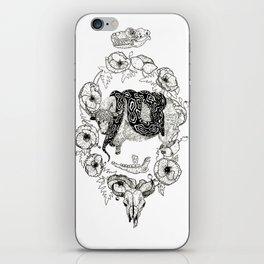 Yak iPhone Skin