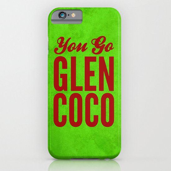 Glen Coco Xmas iPhone & iPod Case